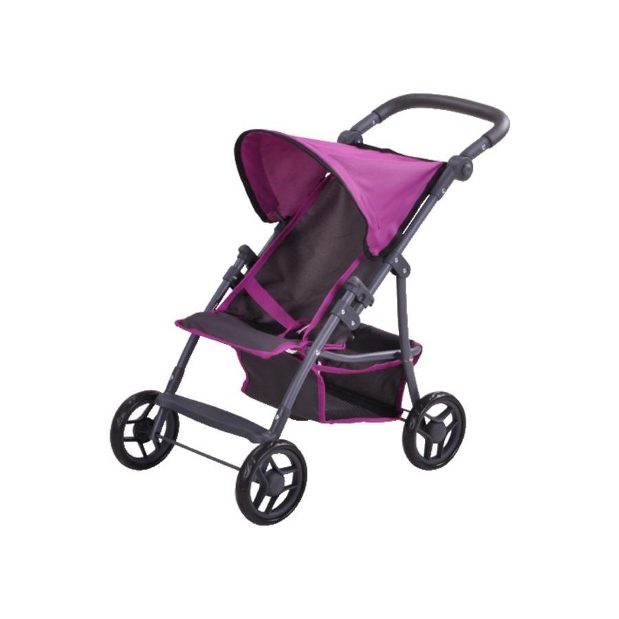 knorr® toys Poppenbuggy Liba - tec purple