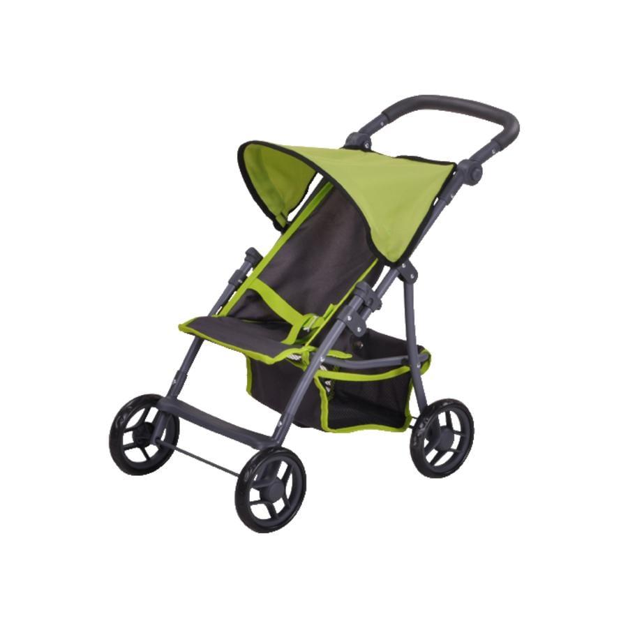 knorr® toys Wózek spacerowy dla lalki Liba - tec green