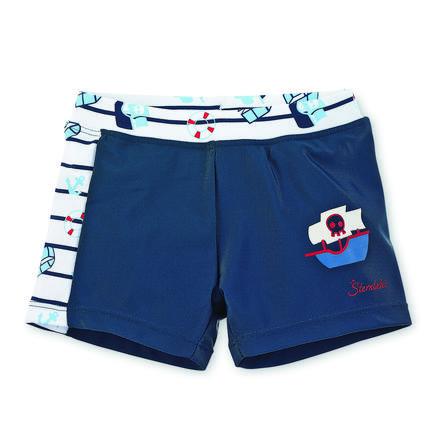 Sterntaler Boys koupací šortky námořnicky modré