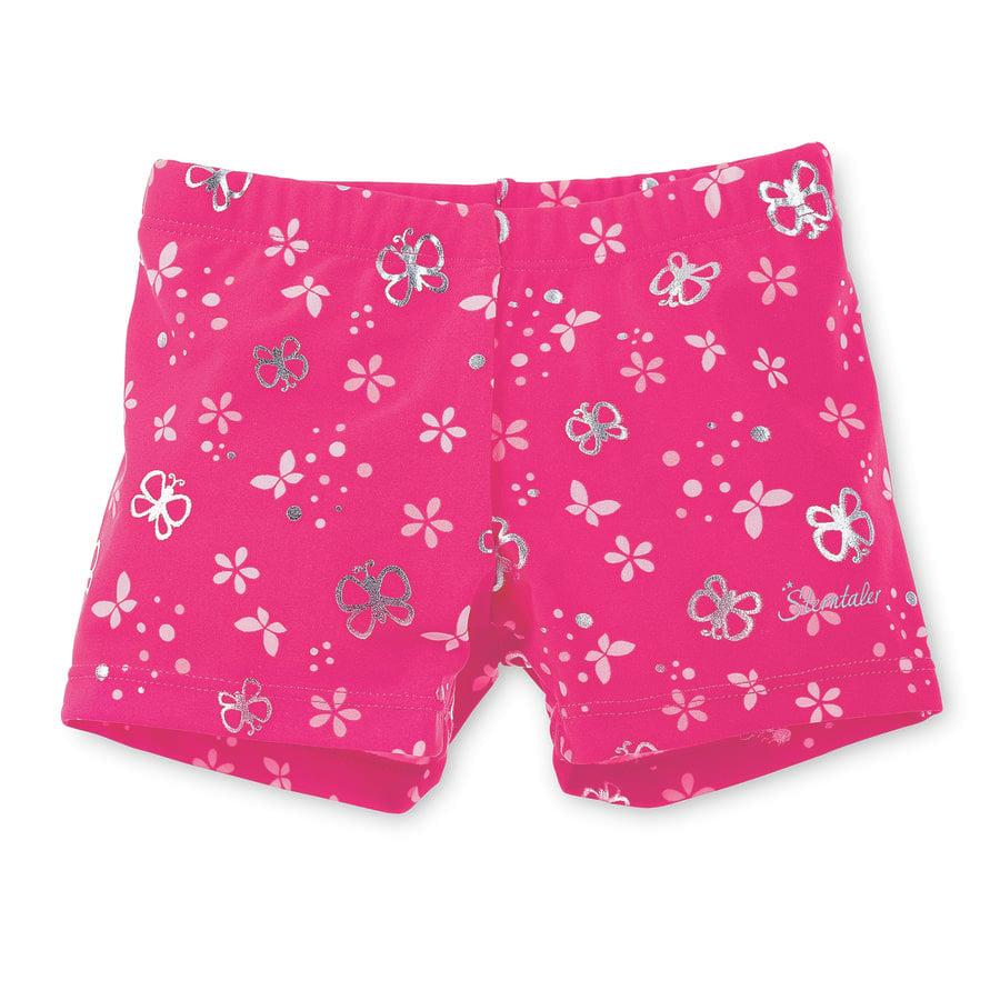 Sterntaler Girls koupací šortky magenta