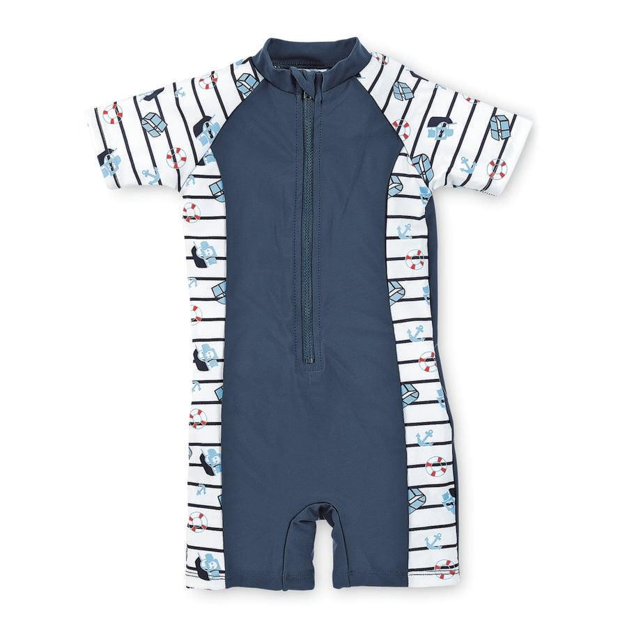 Sterntaler Boys koupací oblek s UV ochranou, marine
