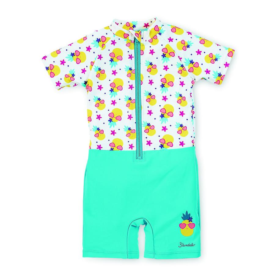Sterntaler Girls koupací oblek s UV ochranou, tyrkysové