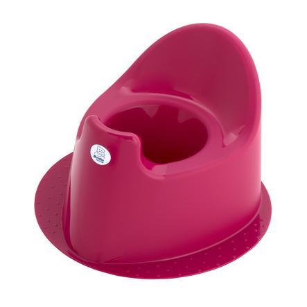ROTHO Babydesign TOP Potta, tummanpunainen