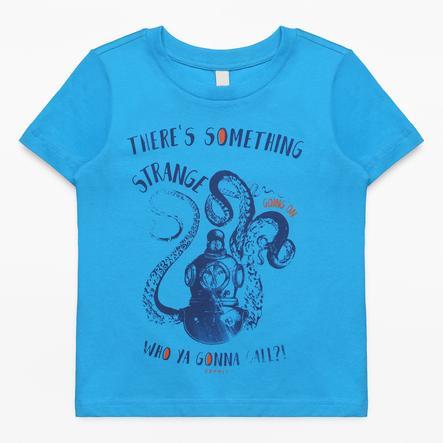 ESPRIT Boys T-Shirt ciemna herbata