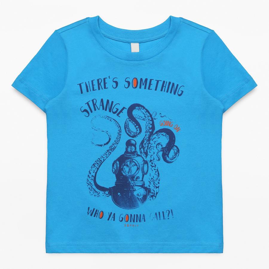 ESPRIT T-shirt mörk kricka