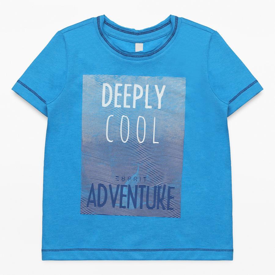 ESPRIT Boys T-Shirt cerceta oscura