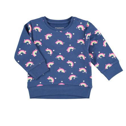 STACCATO Girls Sweatshirt jeansblue