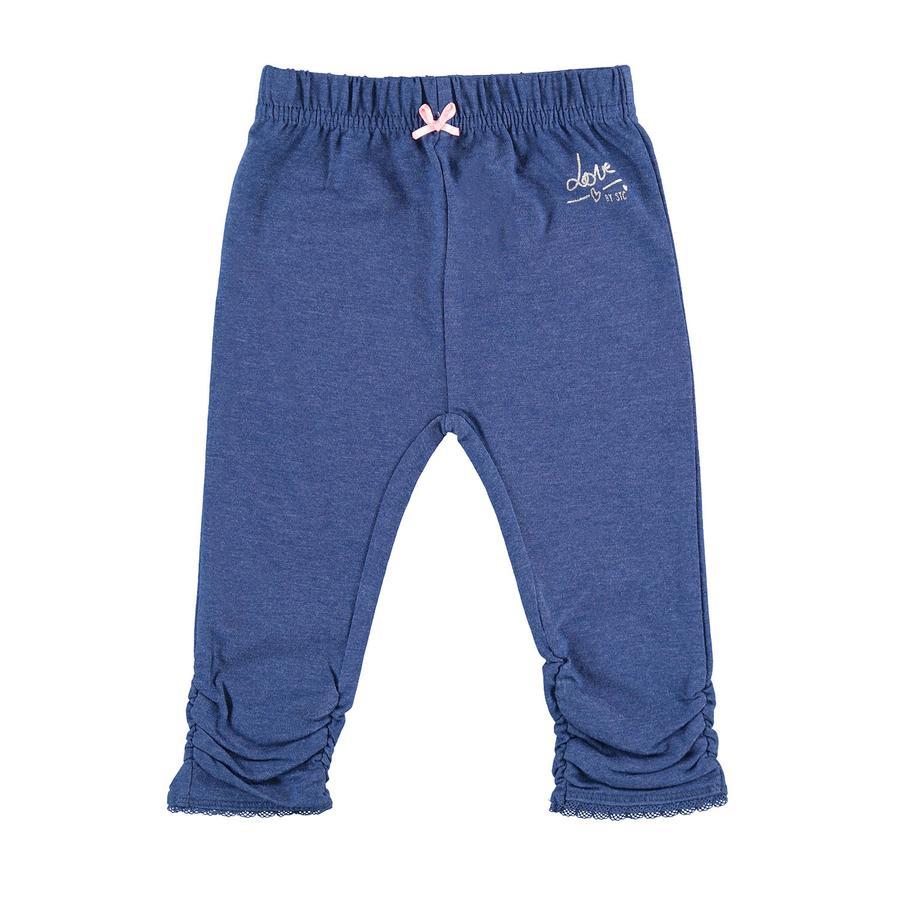 STACCATO Girls Leggings jeansblau melange