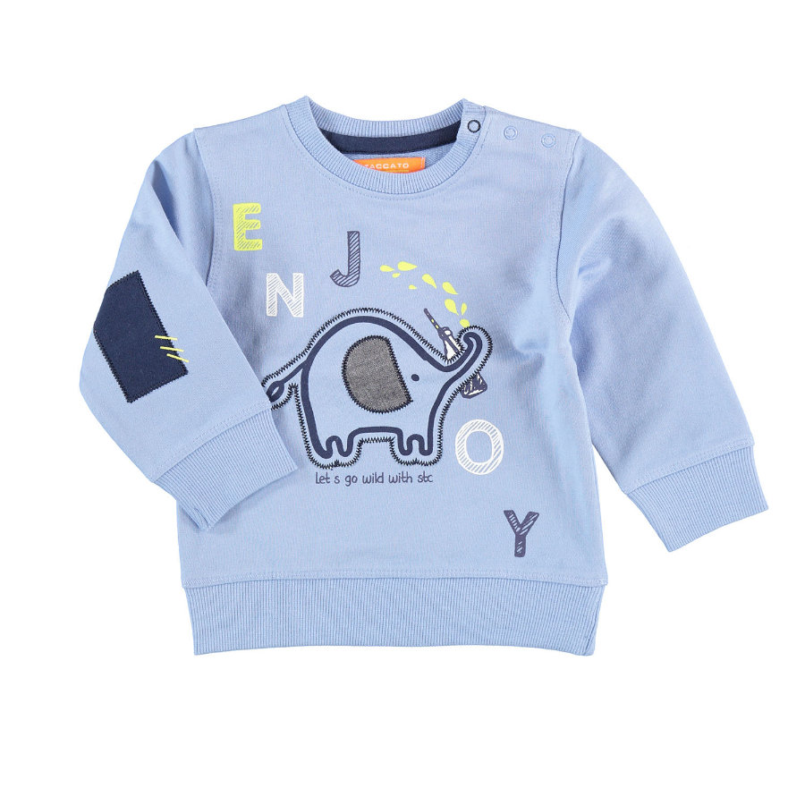 STACCATO Boys Sweatshirt ocean