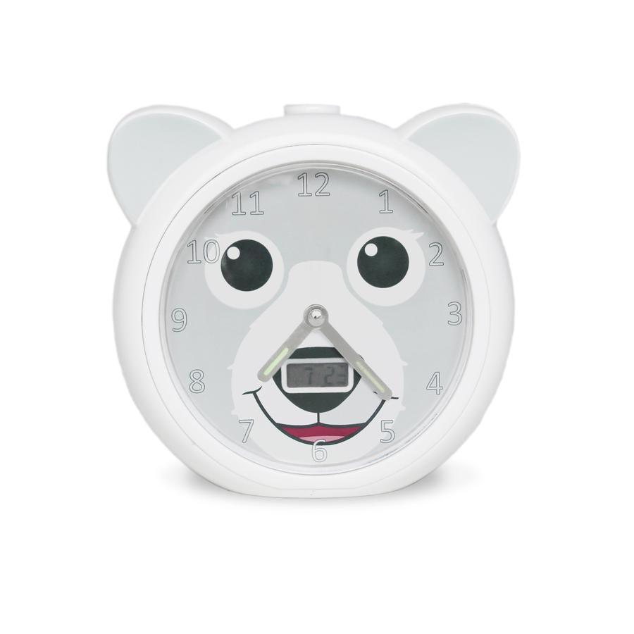ZAZU Bjørnen Bobby, søvntræner og vækkeur