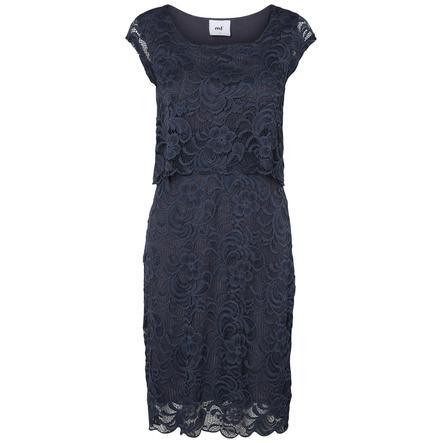 mama licious verpleegkundige jurk MLMIVANE JUNE JUNE Ombre Blue