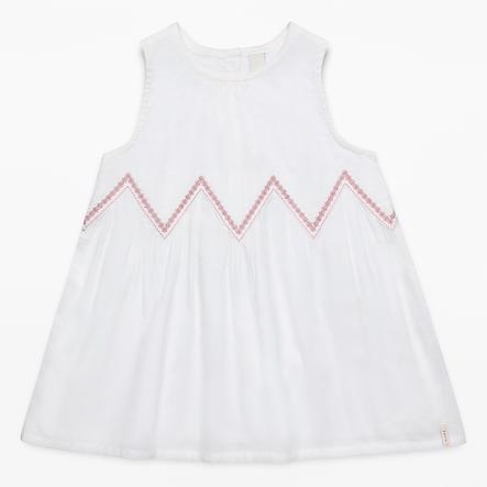 ESPRIT Girl s jurk off white