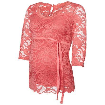 mama licious Omstandigheden shirt MLMIVANA Rapture Rose