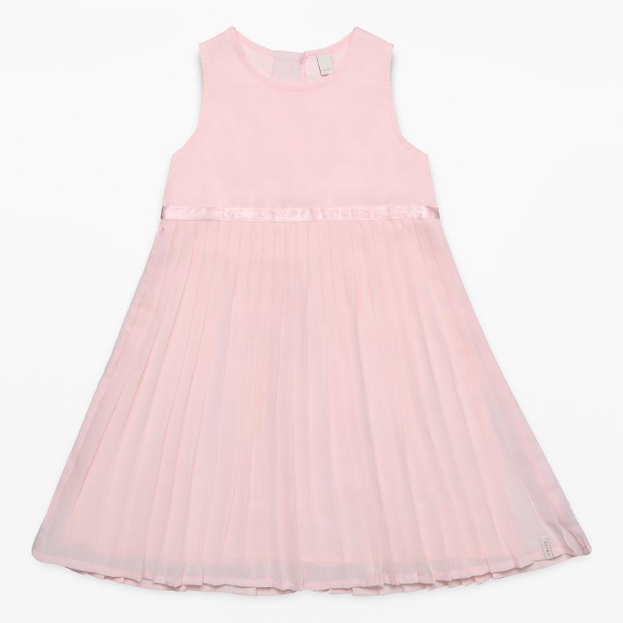 ESPRIT Girl s jurk parelroos