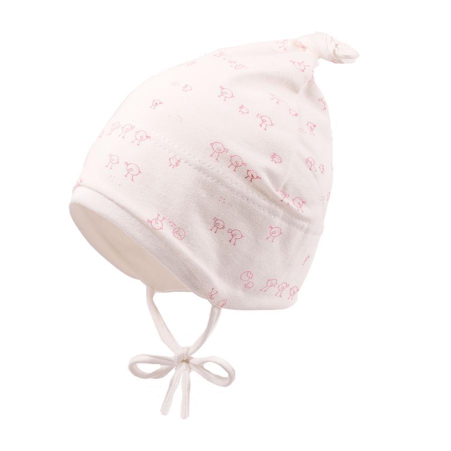 maximo Girl s cap chick ecru/almond blossom ecru/almond blossom