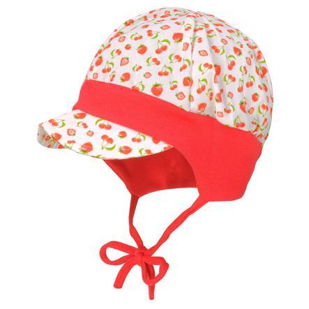 maximo Girl s Tapón de protección de tomate/fruta blanco