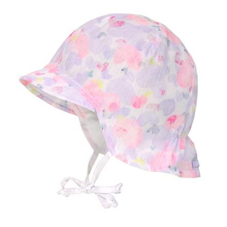 maximo Girl s Shield cap harten paars / lichte krokus