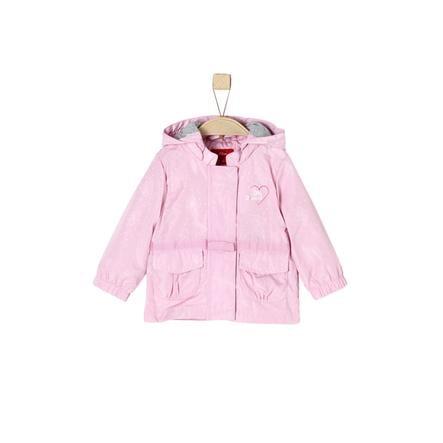 s.Oliver Girls Jacke light pink