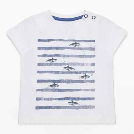 ESPRIT Boys T-Shirt bianco