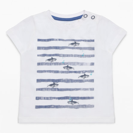 ESPRIT Pojke T-shirt vit