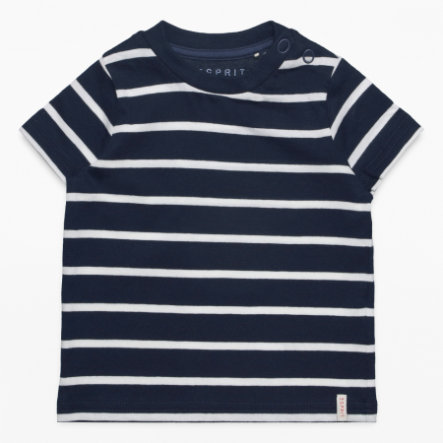ESPRIT Boys T-Shirt azul marino