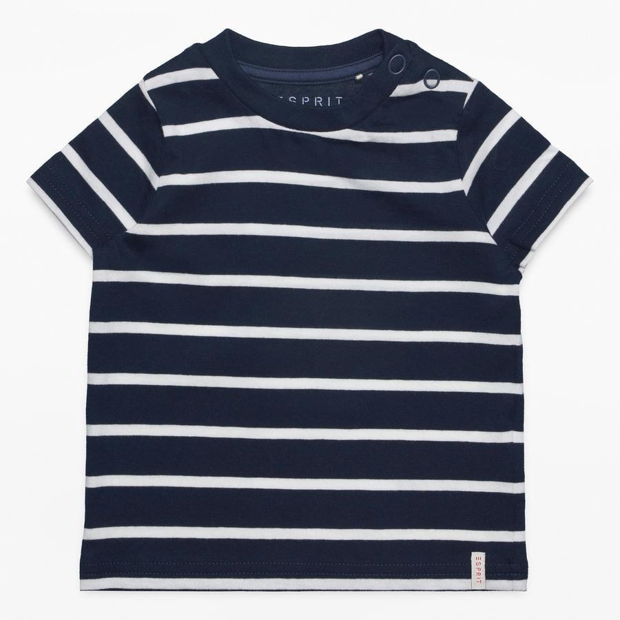 ESPRIT Boys T-Shirt bleu marine