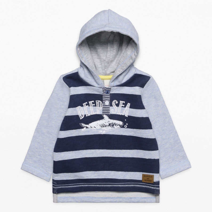 ESPRIT Boys Sweatshirt light heather blue