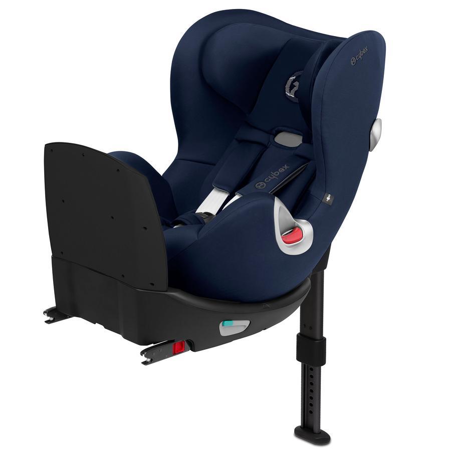 cybex PLATINUM Kindersitz Sirona Q i-Size Midnight Blue-navy blue