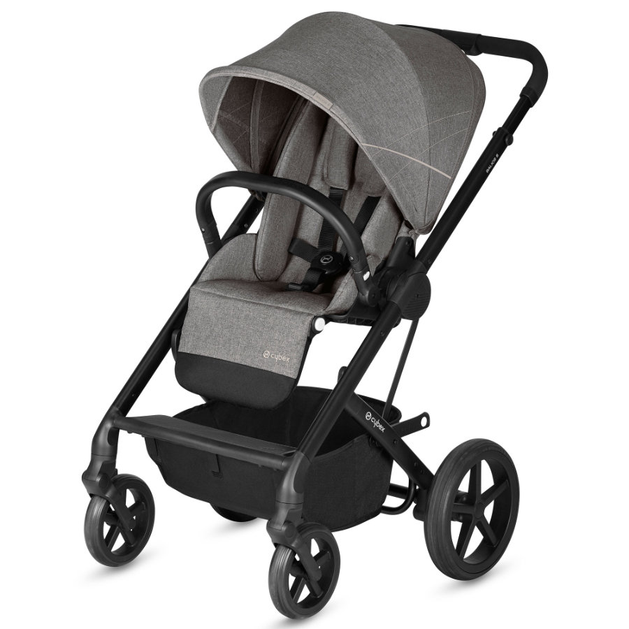 cybex Balios S 2018 Manhattan Grey