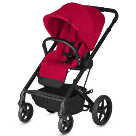 cybex GOLD Poussette 4 roues Balios S Rebel red/red