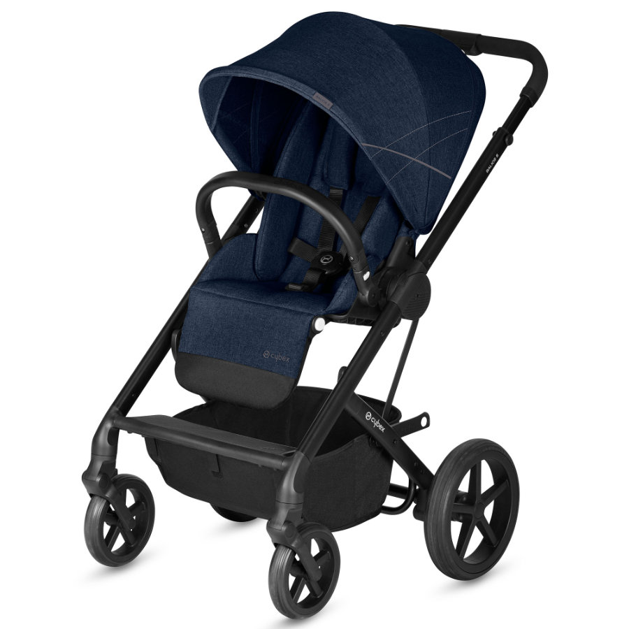 cybex GOLD Kinderwagen Balios M Denim Blue-blue