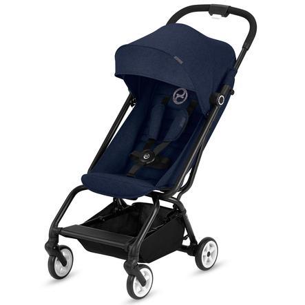 cybex GOLD Kinderwagen Eezy S Denim Blue-blue