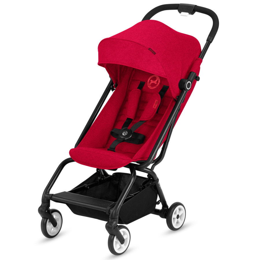 cybex GOLD Wózek spacerowy Eezy S Rebel Red-red