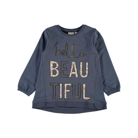 name it Girls Sweatshirt Nmferbanna vintage indigo