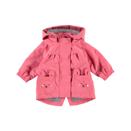 name it Girls Jacke Nbfmille sunkist coral