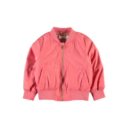 name it Girls Jacke Nmfmaryam sunkist coral