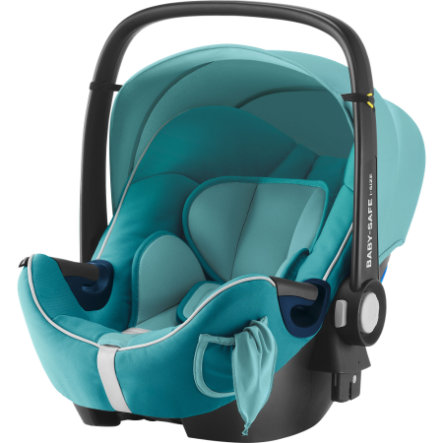 britax r mer babyschale baby safe i size lagoon green. Black Bedroom Furniture Sets. Home Design Ideas