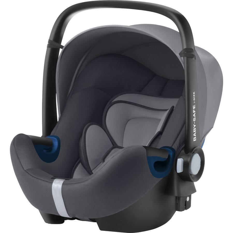 Britax Römer Babyschale Baby-Safe² i-Size Storm Grey