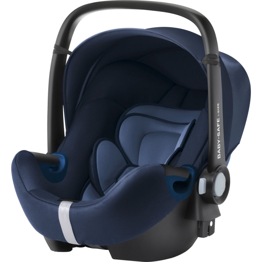 britax r mer babyschale baby safe i size moonlight blue. Black Bedroom Furniture Sets. Home Design Ideas