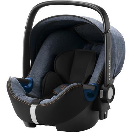 Britax Römer Babyschale Baby-Safe² i-Size Blue Marble