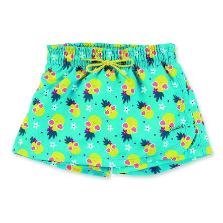 Sterntaler Girls koupací kalhotková sukénka s UV ochranou, tyrkysová