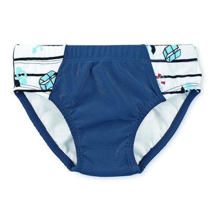 Sterntaler Boys Pantaloni da bagno UV blu scuro