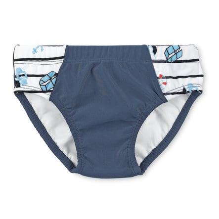 Sterntaler Boys Spodnie kąpielowe UV w marynarce wojennej
