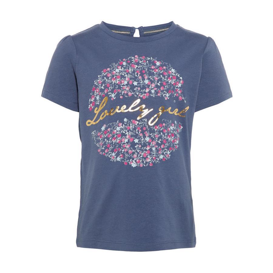 name it Girls T-Shirt Nmferika vintage indigo