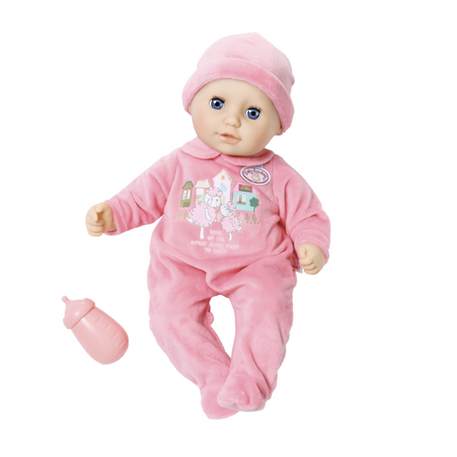 Zapf Creation My First Baby Annabell 174 Pinkorblue Nl