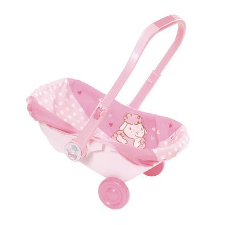 Zapf Creation Baby Annabell® Přenosná sedačka na kolečkách