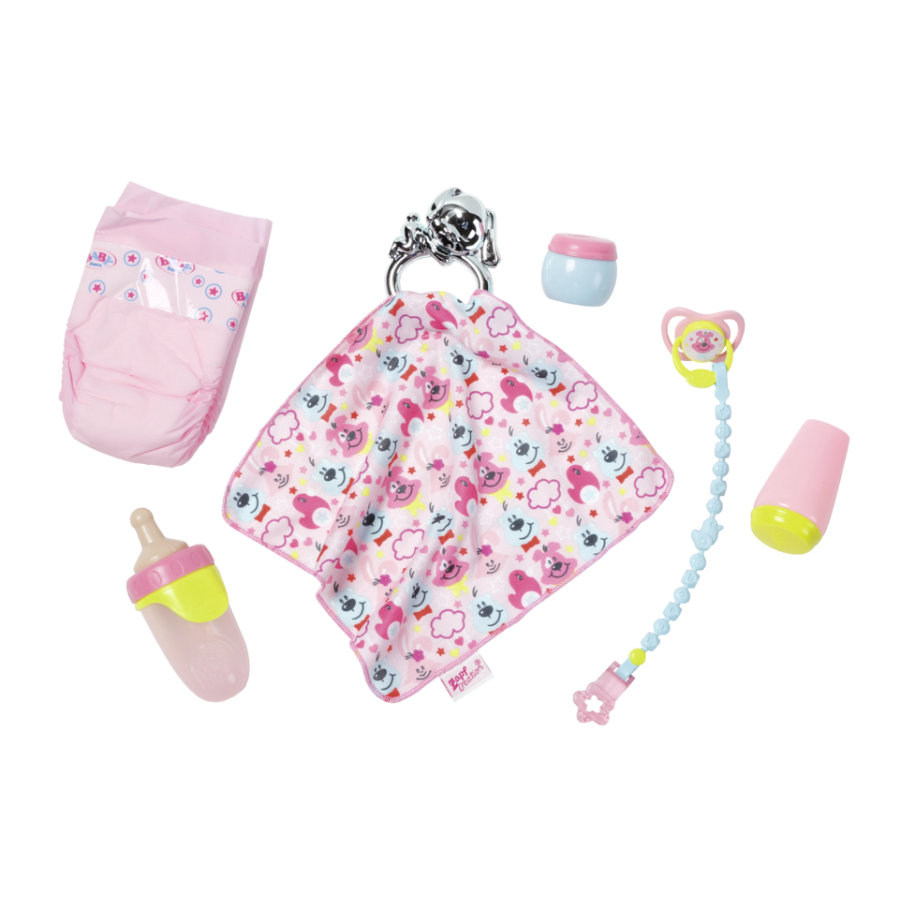Zapf Creation Baby Born 174 Accessoires Set Babymarkt De