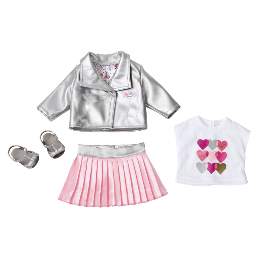 Zapf Creation BABY born® Deluxe Trendsetter