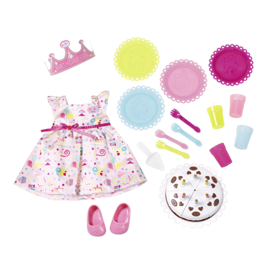 Zapf Creation  BABY born® Deluxe  Party tramontare
