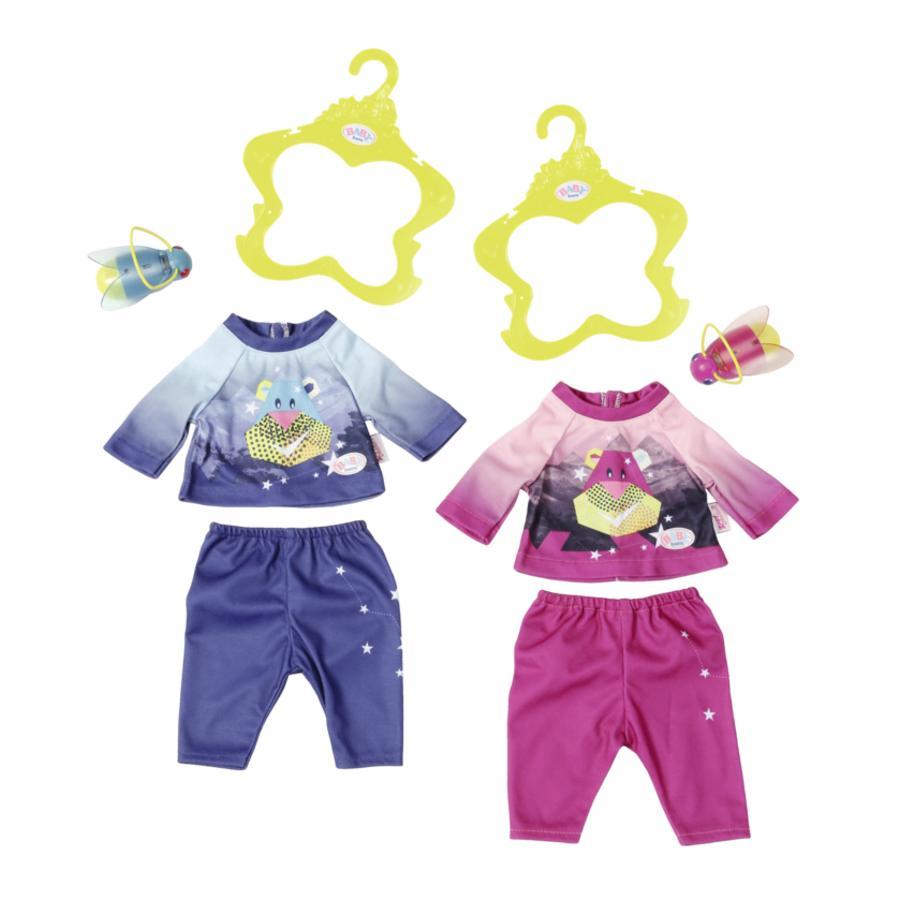 Zapf Creation BABY born® Play&Fun Pyžamo s baterkou
